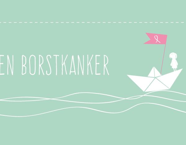 Logo en huisstijl Jong en Borstkanker