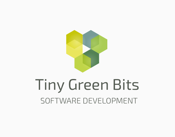 Logo Tiny Green Bits