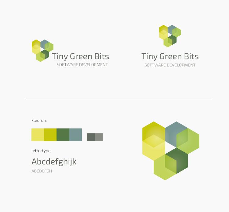 Agnes Swart - Tiny Green Bits